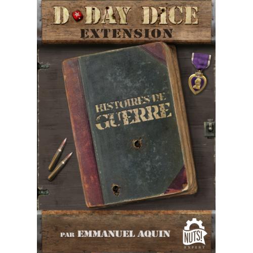 • D-Day Dice : Histoires de Guerre - FRENCH VERSION